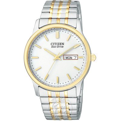 Citizen Herrenuhr in Zweifarbig BM8454-93A