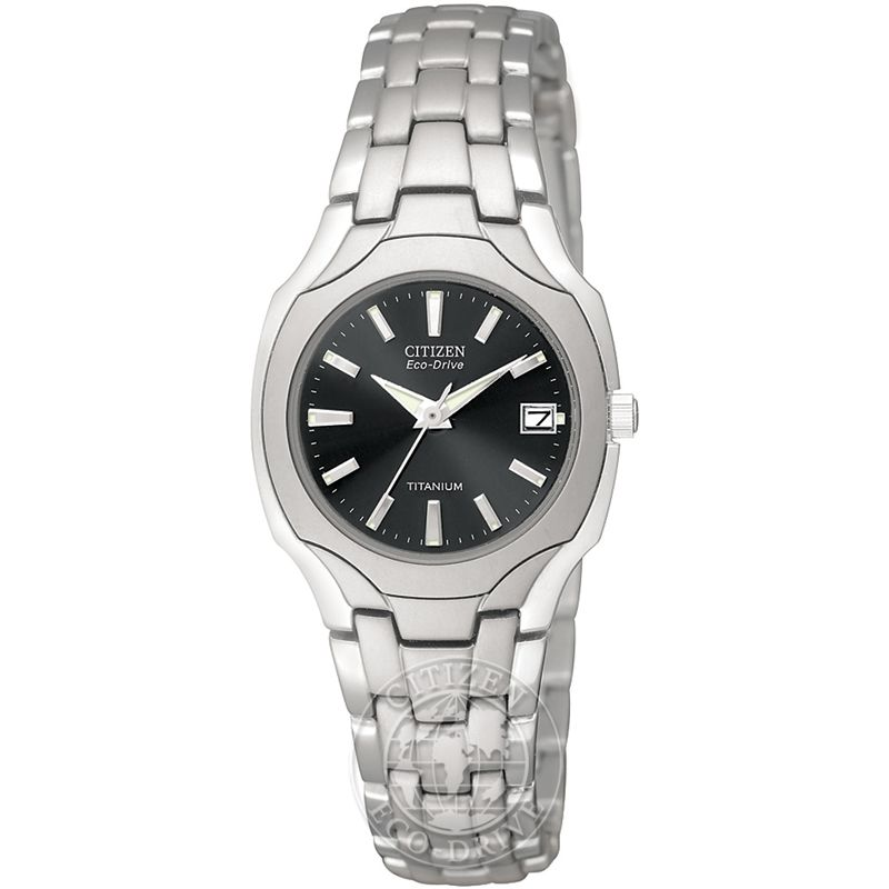 Ladies Citizen Titanium Titanium Watch