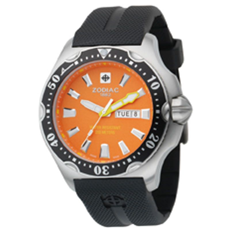 Mens Zodiac Deep Reef Watch ZO7902