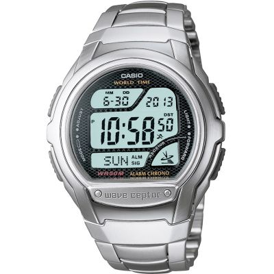 Montre Chronographe Homme Casio Wave Ceptor WV-58DU-1AVES
