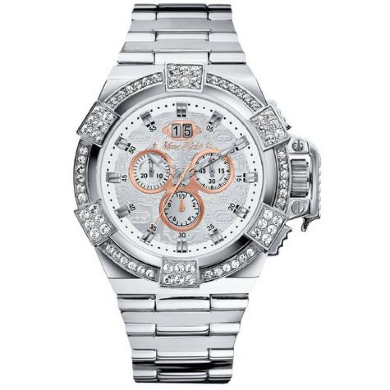 Mens Marc Ecko Looper Chronograph Watch E32501G2