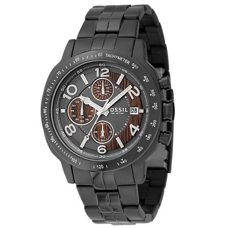 Mens Fossil Chronograph Watch CH2567