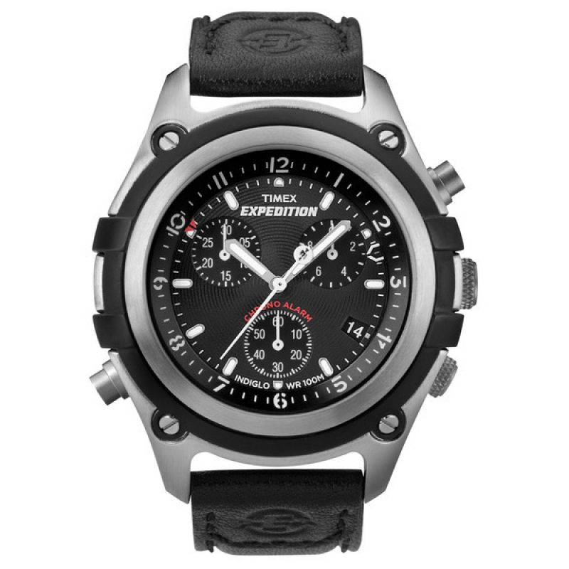 Mens Timex Expedition Chronograph Watch T49745