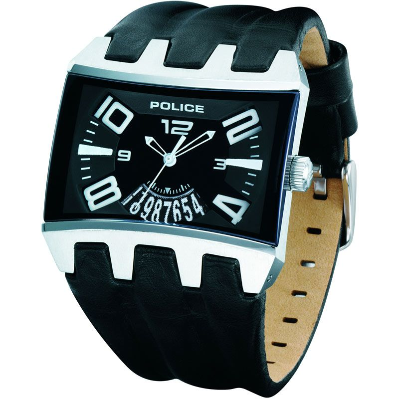 Mens Police Dimension Watch 12079JS/02