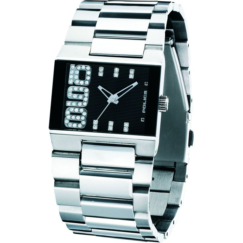 Unisex Police Radiance Watch 12078MS/02M
