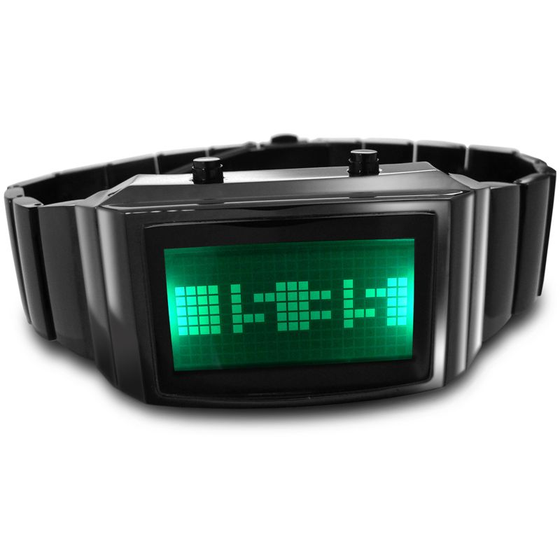 Mens Tokyo Flash Negative Alarm Watch TF0267