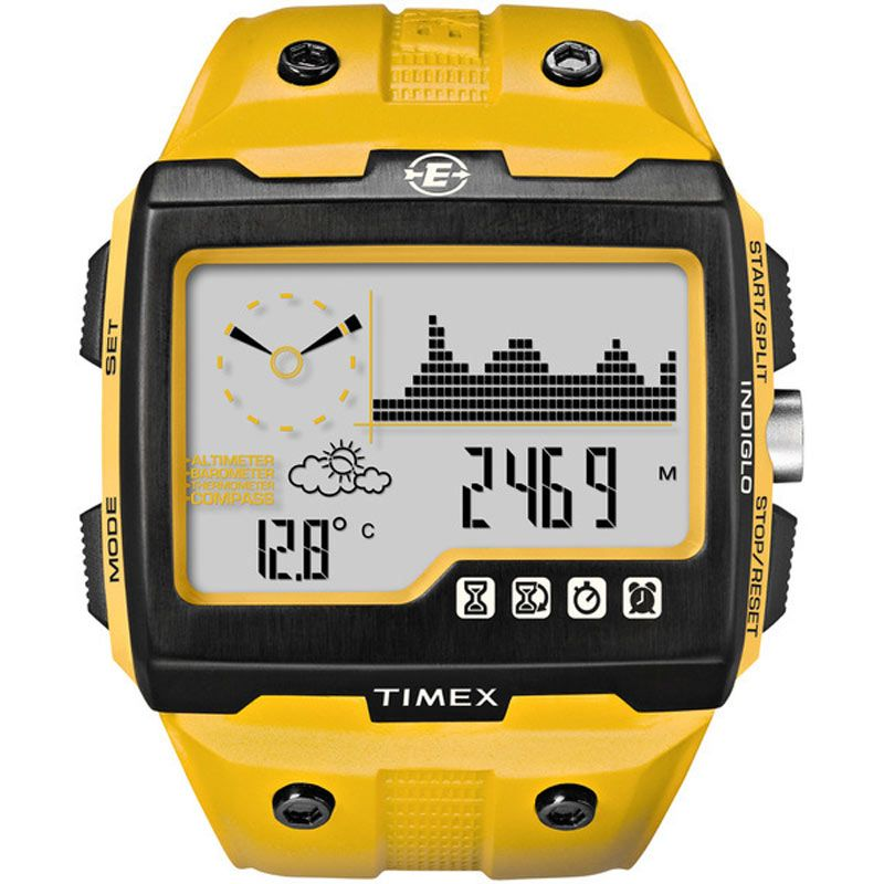 Mens Timex Expedition WS4 Alarm Chronograph Watch T49758