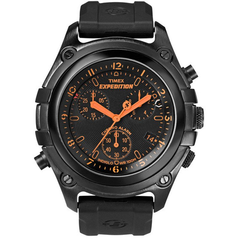 Mens Timex Expedition Trail Series Alarm Chronograph Watch T49746