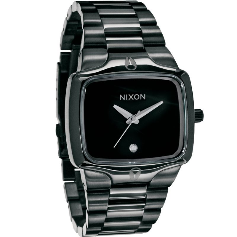 Mens Nixon The Player Diamond Watch A140-001