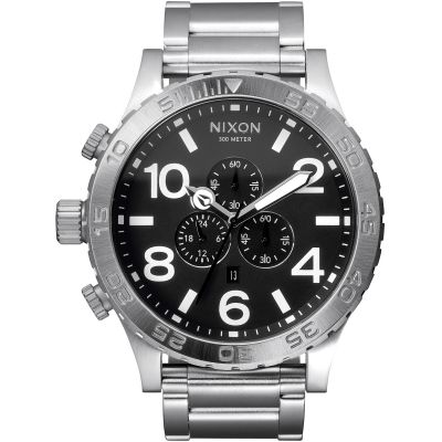 Montre Chronographe Homme Nixon The 51-30 Chrono A083-000
