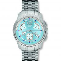 Mens Swatch Nordic Power Chronograph Watch
