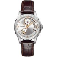 Mens Hamilton Jazzmaster Open Heart Automatic Watch H32565555