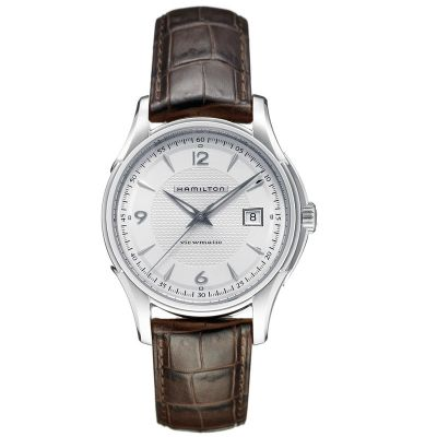 Mens Hamilton Jazzmaster Viewmatic Automatic Watch H32515555