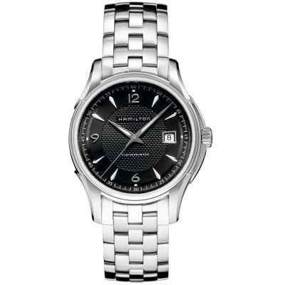 Hamilton Jazzmaster Viewmatic Herrenuhr in Silber H32515135
