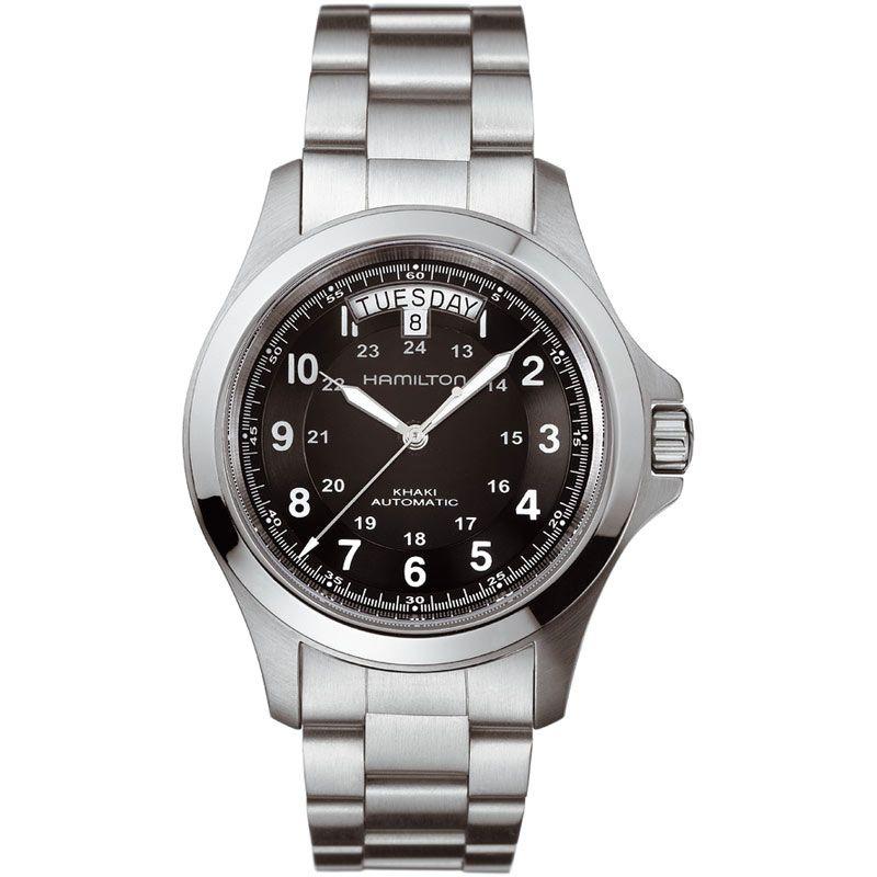 Mens Hamilton Khaki King Automatic Watch