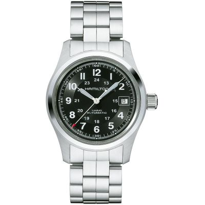 Mens Hamilton Khaki Field 38mm Automatic Watch H70455133