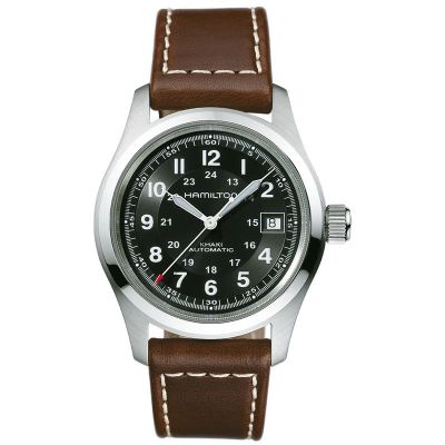 Montre Homme Hamilton Khaki Field 38mm H70455533