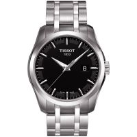 Mens Tissot Couturier Watch T0354101105100