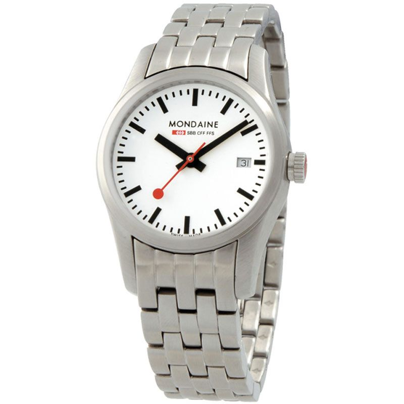 Ladies Mondaine Swiss Railways Retro Watch