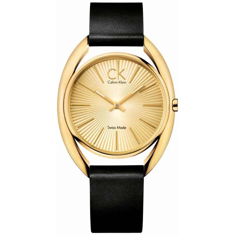 Ladies Calvin Klein Ridge Midsize Watch K9122209