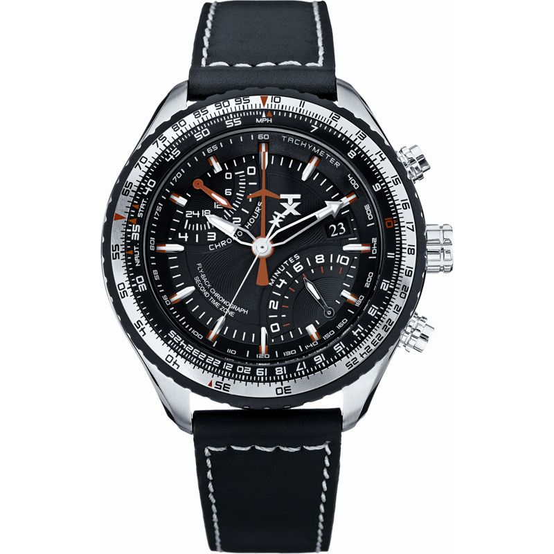 Mens TX 600 Series Pilot Flyback Chronograph Watch T3C427