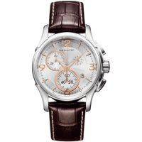 Mens Hamilton Jazzmaster Chronograph Watch H32612555