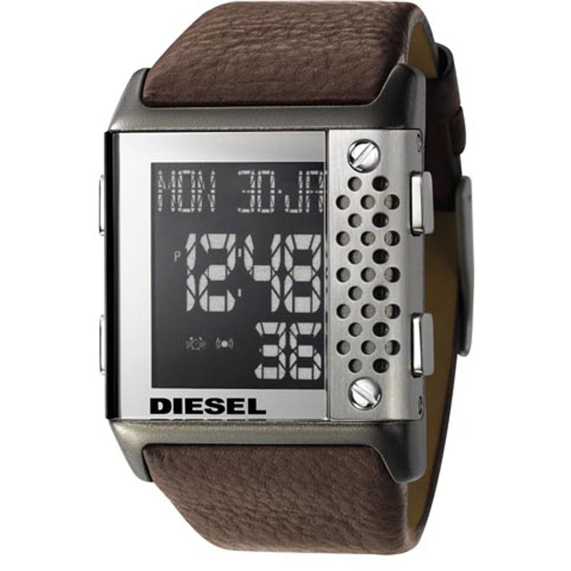 Mens Diesel Alarm Chronograph Watch DZ7123