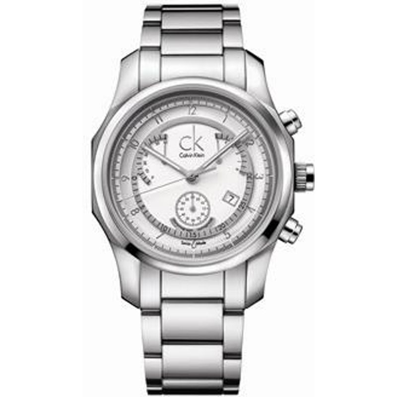 Mens Calvin Klein Biz Chronograph Watch