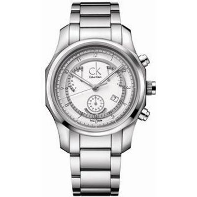 Mens Calvin Klein Biz Chronograph Watch K7731126