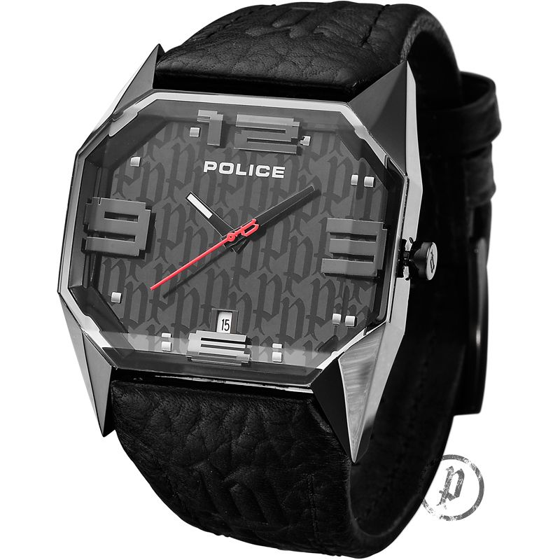 Mens Police Vector Watch 12176JSB/02A