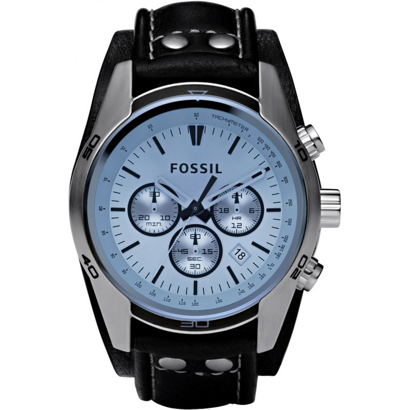 Gents Fossil Chronograph Watch ()