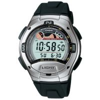 Mens Casio Sports Alarm Chronograph Watch W-753-1AVES
