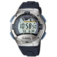 Mens Casio Sports Alarm Chronograph Watch W-753-2AVES