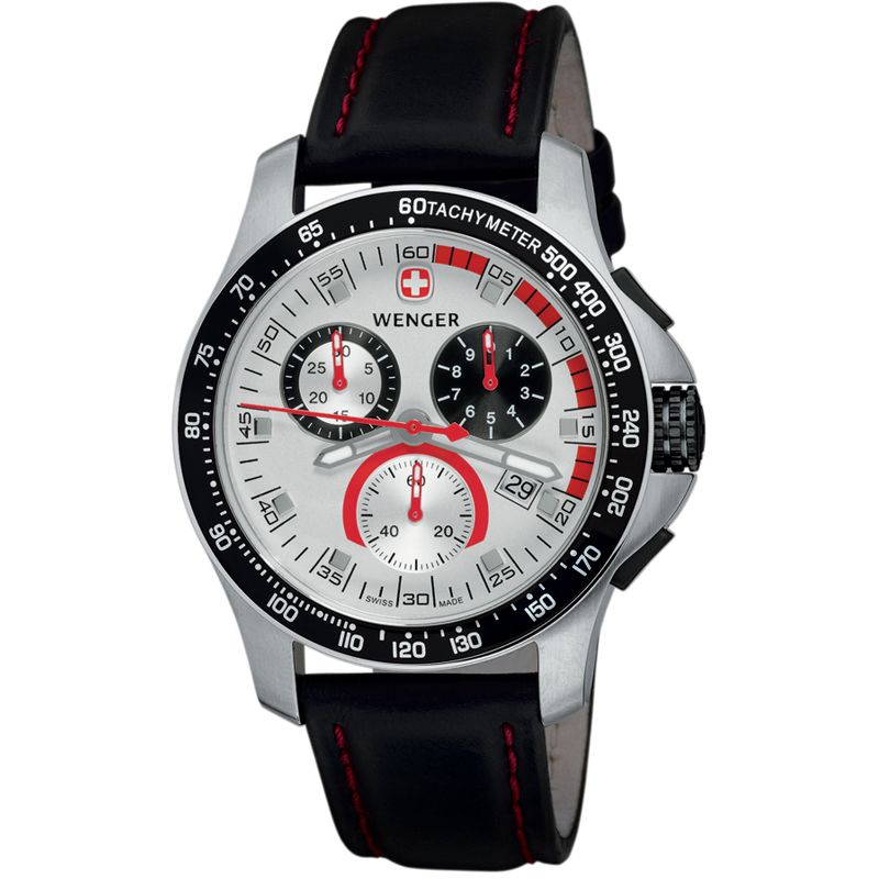 Mens Wenger Battalion Chronograph Watch 70791