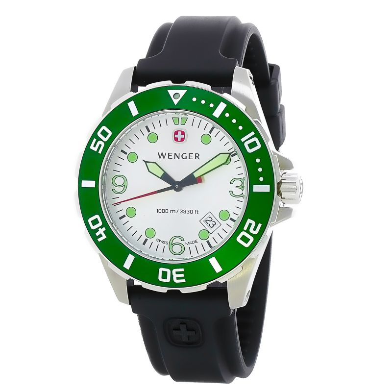 Mens Wenger Aquagraph 1000 Watch 7223X
