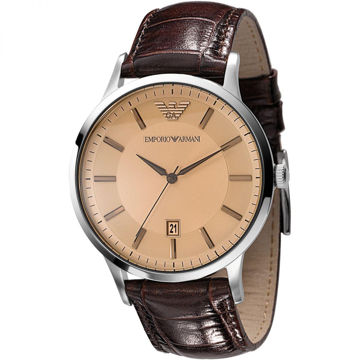 Mens Emporio Armani Watch AR2427