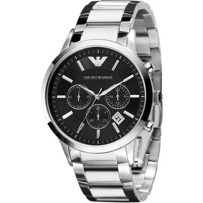 Mens Emporio Armani Chronograph Watch AR2434