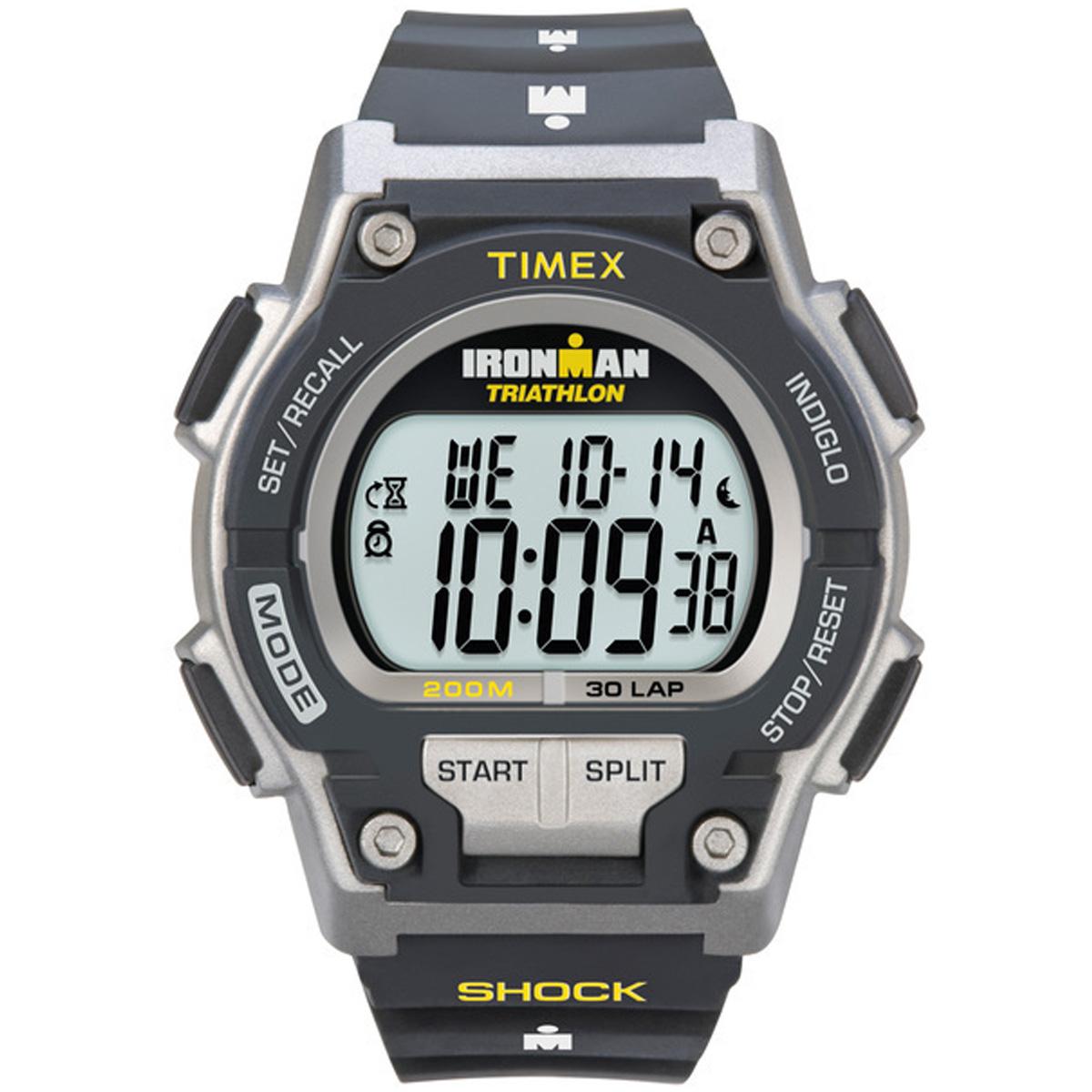 Gents Timex Ironman Alarm Chronograph Watch (T5K195)  cf03f62428b6