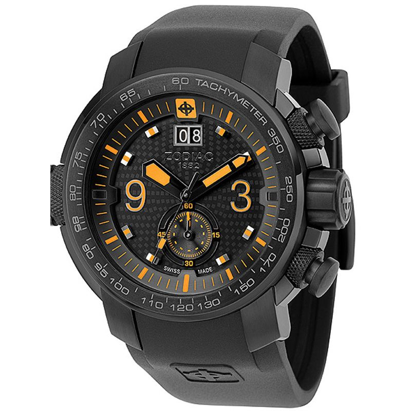 Mens Zodiac ZMX 03 Chronograph Watch ZO8508