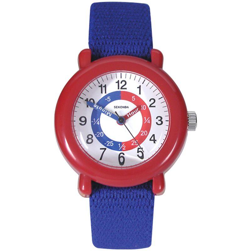 Image of            Childrens Sekonda Time Teacher Watch