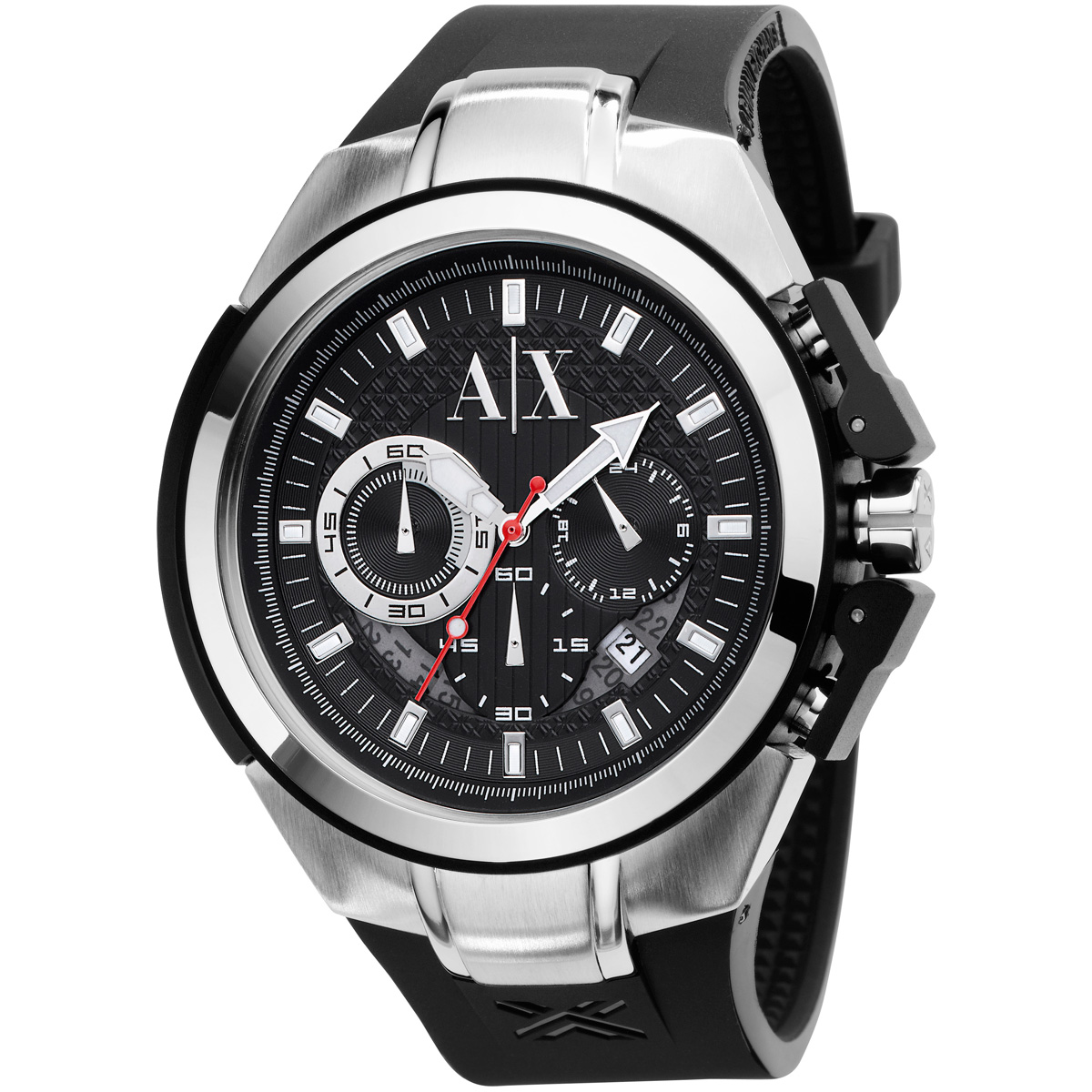 Gents Armani Exchange Chronograph Watch (AX1042)  55796d0cf1