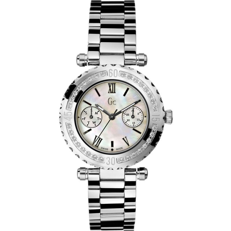 Ladies Gc Diver Chic Diamond Watch I71500L1