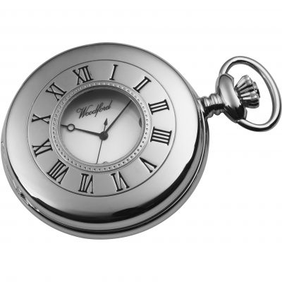 Woodford Half Hunter Pocket Watch WF1212
