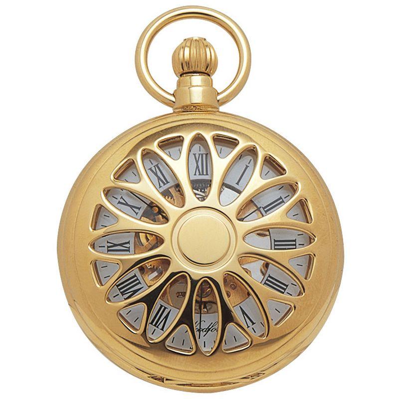 Woodford Pocket Skeleton Mechanical Watch