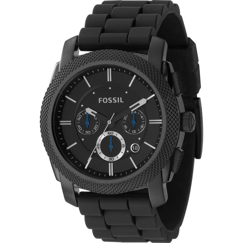 gents fossil machine chronograph watch fs4487 watchshop com rh watchshop com