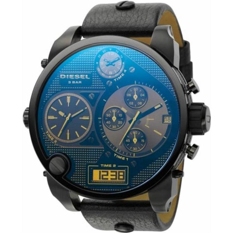 a25297a0462d Gents Diesel Big Daddy Chronograph Watch (DZ7127)