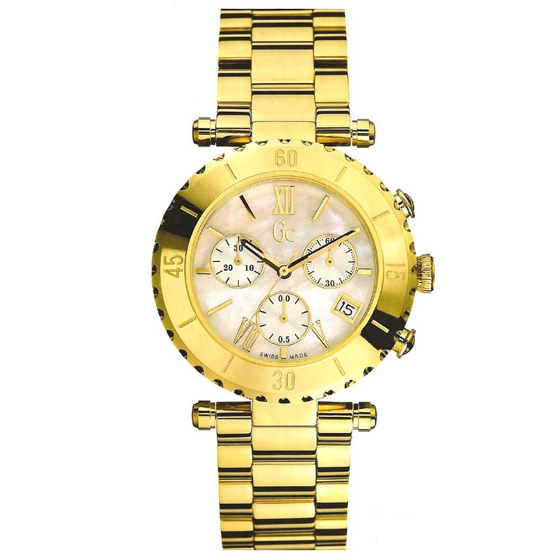 Ladies Gc Diver Chic Chronograph Watch I37000L1