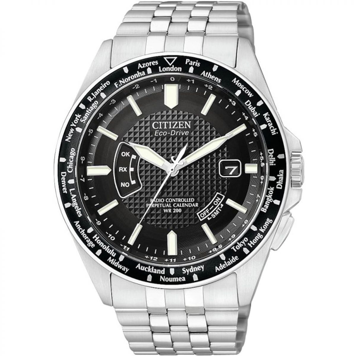 gents citizen world perpetual a t watch cb0020 50e watchshop com rh watchshop com citizen watch eco drive wr 200 manual citizen eco drive wr 200 manual pdf