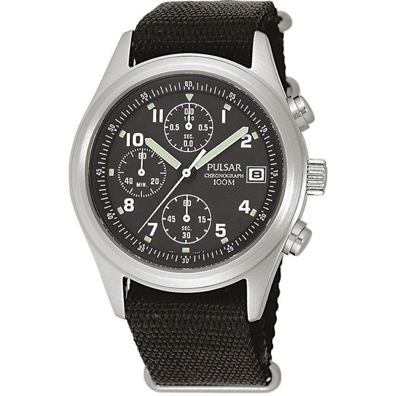 Mens Pulsar Chronograph Watch PJN299X1
