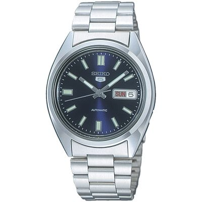 Mens Seiko 5 Automatic Watch SNXS77